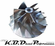 Turbo Extended Tip Billet Compressor Wheel Chevy GMC 6.6l Duramax LB7 60mm