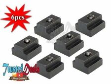 6PCS T-SLOT NUT M20 THREAD & SLOT SIZE 22MM CLAMPING FOR TABLE SLOT MILLING