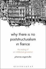 Bloomsbury Studies in Continental Philosophy: Why There Is No...