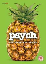 Psych The Complete Series DVD Region 2