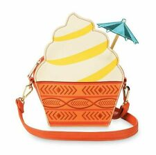 Disney Parks Dole Whip Pineapple Swirl Crossbody - New With Tags
