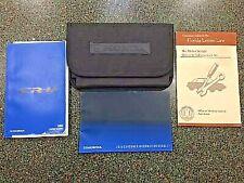 2015 Honda Crv Oem Factory Owner's Manual Set And Dvd