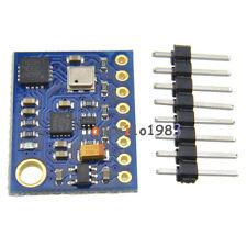 10DOF L3GD20 LSM303D BMP180 Gyro Accelerometer Compass Altimeter F Arduino GY89