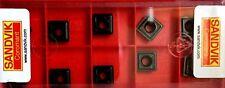 Sandvik Wendeplatten 880-05 03 W08H-P-GR 4324 Wendeschneidplatten **Neu**