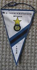 Inter Milan F C Internazionale Milano 1908 Soccer Football Pennant Flag