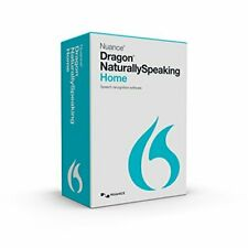 Nuance Dragon NaturallySpeaking Home 13 (Old Version)