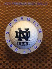 Logo Golf Ball-Ncaa.Notre Dame Fighting Irish.Large Logo