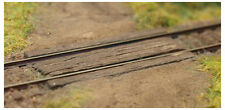 LASER-CUT HO SCALE RAILROAD FOOT CROSSING TYPE 3