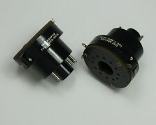 Two Black Pomona Test Adapters Tbs-1-Duo