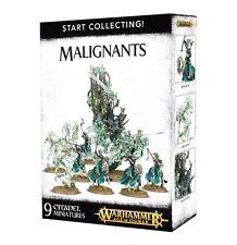 Start Collecting Malignants - Games Workshop - Warhammer Fantasy Army - Bnib