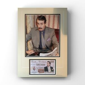 John Challis - Only Fools & Horses Actor Signed Display