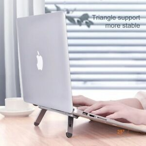 Portable Laptop Stand Foldable Support Base Notebook Stand Holder For Macbook