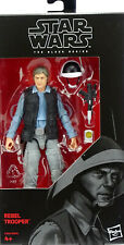 "STAR WARS THE BLACK SERIES COLLECTION REBEL TROOPER 6"" INCH FIGURE HASBRO #69"