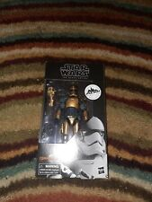 Hasbro Star Wars The Black Series Commander Pyre Galaxy's Edge Target Exclusive