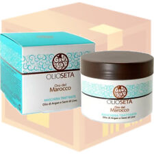 Nourishing Mask box 12 pcs x 250ml Olioseta ®Oro del Marocco Argan Linseed Barex