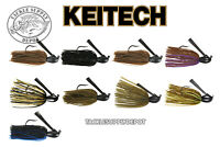 KEITECH Tungsten Jig 1/4 oz Casting Model 1 Weedless Finesse Compact JDM - Pick