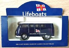 Lledo Collectibles - Volkswagen Camper - 2005 - RNLI Lifeboats - VW Transporter