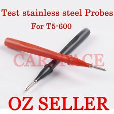 TP1 Test stainless steel  Probes for Fluke T5-600 T5-1000 Multimeter OZ seller
