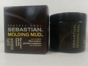 "Sebastian Molding Mud, 2.6 oz New Professional for ""Second Day Look"" Dread Textu"