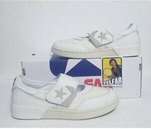 Converse Pro Leather Slip On x Telfar SS20 Off White 169067C Men's 8 Women's 9.5