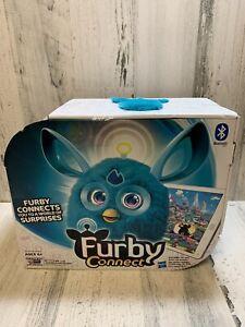 Furby Connect TEAL Blue Hasbro Bluetooth NIB NEW