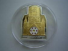 COOK ISLANDS - 5 Dollars 2006 ** PAPSTBESUCH IN SPANIEN * Silber Valencia