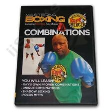 Mastering Boxing Combinations Mma Ufc 45 Upper Cut Punch Dvd Ray Mercer Rs 0655