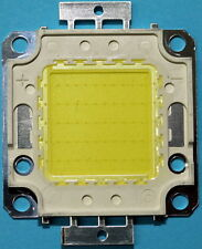 50W LED Chip, High Power kaltweiss, COB, Fluter