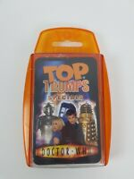 Doctor Who Top Trumps Specials 2006 Card Game Dr Who - FAST & FREE POSTAGE
