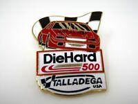 Vintage Collectible Pin: DieHard 500 Talladega USA July 23rd 1995