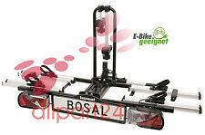 BOSAL Tourer AHK Porte-vélos Porte-Vélos arrière pliable avec poche - 070-531