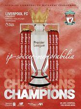 Liverpool v Chelsea - FA Premier League - 18 July 2020 - Delivered Before Game.