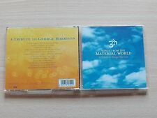 GEORGE HARRISON –''SONGS FROM THE MATERIAL WORLD (A TRIBUTE TO G. HARRISON)''.CD