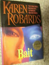 BAIT 2004 Karen Robards  SIGNED  First Edition
