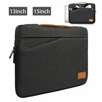"""Universal Laptop Sleeve Case Carry Bag for Macbook Air Pro Lenovo Dell 13"""" 15"""""""
