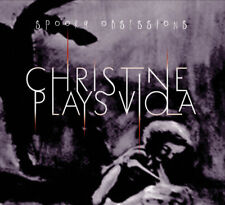 "Christine Plays Viola ""Spooky Obsessions"" [Limited Vinyl LP, 2017]"