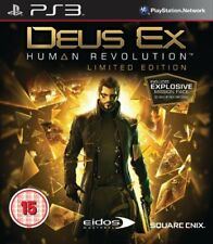 Deus Ex: Human Revolution: Limited Edition (PS3) VideoGames
