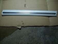 CADILLAC DEVILLE RF DOOR MOULDING TRIM WHITE PEARL