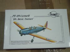 "Fairchild PT-19 ""Cornell"" USAAC Trainer with open cockpits Planet Models 1/48*"