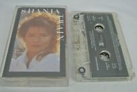 Shania Twain 'The Woman In Me' Cassette Tape