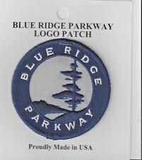 Blue Ridge Parkway Insignia Souvenir Patch Virginia