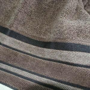 Set asciugamani bagno 1+1 Spugna 100% Cotone Viso Ospite Mirabello