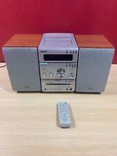 SONY CMT-GPZ6 Micro Component System -CD/Tape/AM-FM Radio& Audio input via Jack