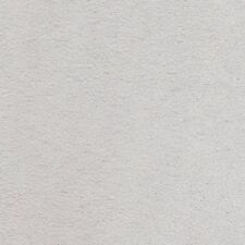 VENDITA AL METRO TESSUTO MICROFIBRA SCAMOSCIATA LAVABILE ALTEZZA 140 CM PERLA