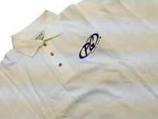 Phoenix Gold - White Polo Shirt (2XL)