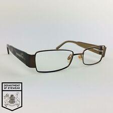 KAREN MILLEN eyeglasses BROWN RECTANGLE glasses frame MOD: KM 15 25239553