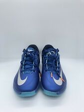 huge sale 5dae7 19283 Nike Zoom KD VII 7 ELITE Basketball Shoes Gym Blue Mens 11. 724349-404