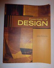 Essentials For Design Julian Rickards W/ CD- NEW B114