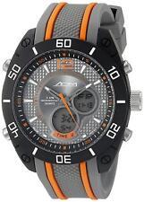 American Design Machine Men's ADS 4004 ORG Indianapolis Analog-Digital Watch
