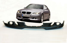 BMW 5 series E60 E61 AC Front Bumper Design Spoiler Splitter Lip Add on